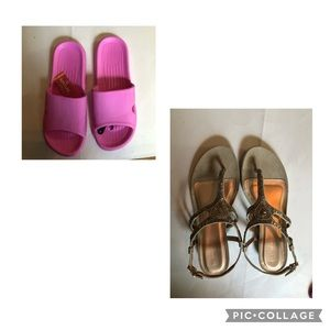 Kenneth Cole Sandals 9.5